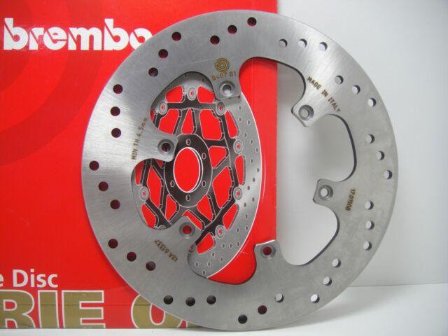 Brake Disc Rear Brembo 68B40781 Aprilia Pegaso Ie 650 2001 2002 2003