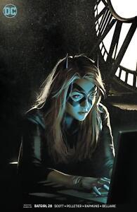 REBIRTH Batgirl #28 Middleton Variant Cover B 2018 FIRST PRINT VF+ MINIMUM