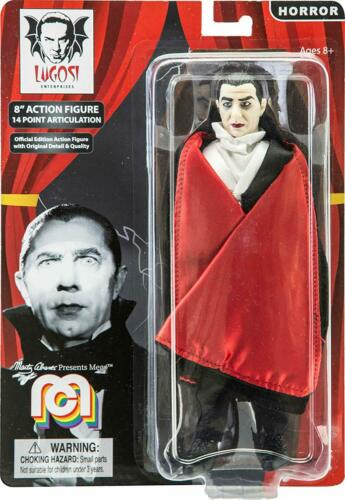 "MEGO Lugosi Dracula 8/"" Retro Horror Action Figure Toy NEW"