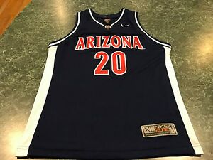 d73310033324 NIKE ELITE Arizona Wildcats  20 Damon Stoudamire YOUTH Blank Jersey ...