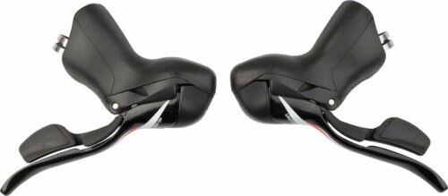 microSHIFT R10 Drop Bar Shift Lever Set 2 x 10 Speed Shimano Compatible