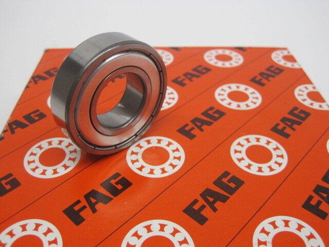 1 Stück FAG Rillenkugellager 6004-C-2Z-C3 20x42x12 Kugellager 6004 2Z ZZ C3