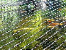 (2,17€/m²) Laubschutznetz feines Laubnetz (4x8mm Maschen) 6m Breite Preis p. lfm