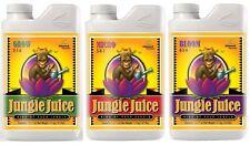 Selva Jugo crecer x1o0ml / + Bloom X 100ml + Micro X 100ml / Advanced Nutrients