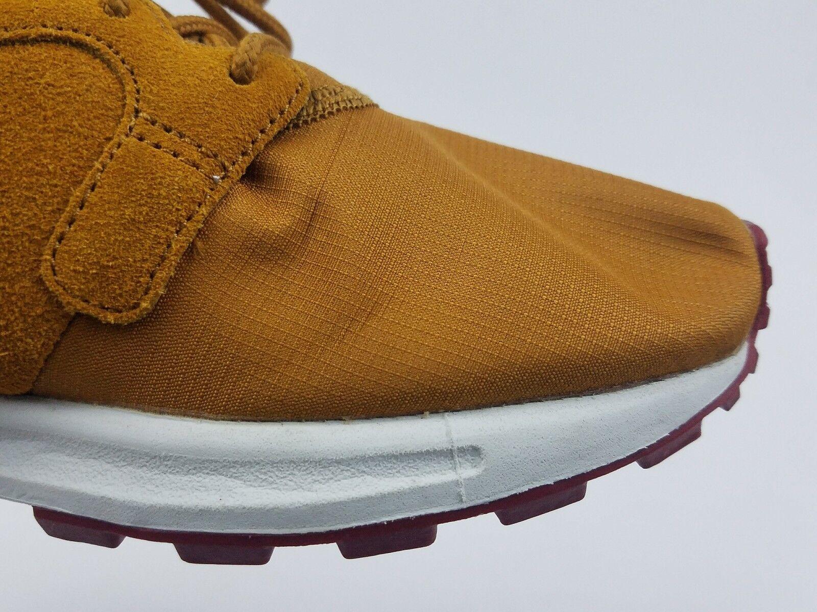 Nike air berwuda premium - wste ocker 9,5 gold ist casual schuhen sz 9,5 ocker 844978 neue 863c80