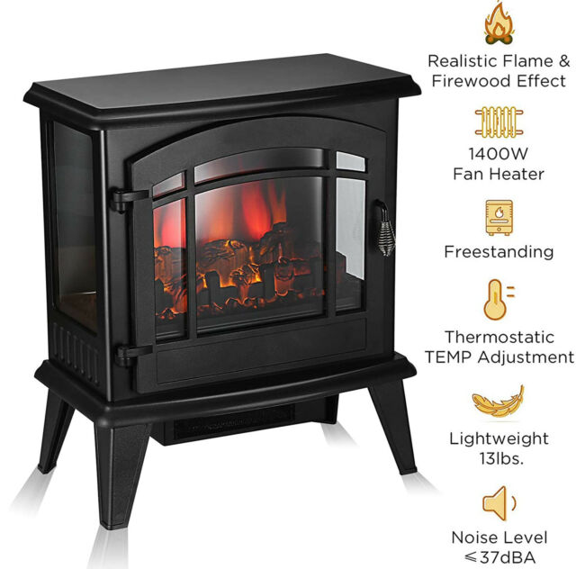 Warm House Cmsf 10310 Cleveland Floor Standing Electric Fireplace For Sale Online Ebay