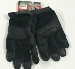 NEW-HWI-RPL100-RAPPELLING-GLOVES-BLACK-XXL