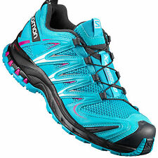 Salomon XA Pro 3D Women blue jay/black/deep dalhia