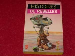 Biblioteca-H-amp-P-J-Oswald-Historias-De-Rebelde-Coll-gasf-Sf-1984-Eo