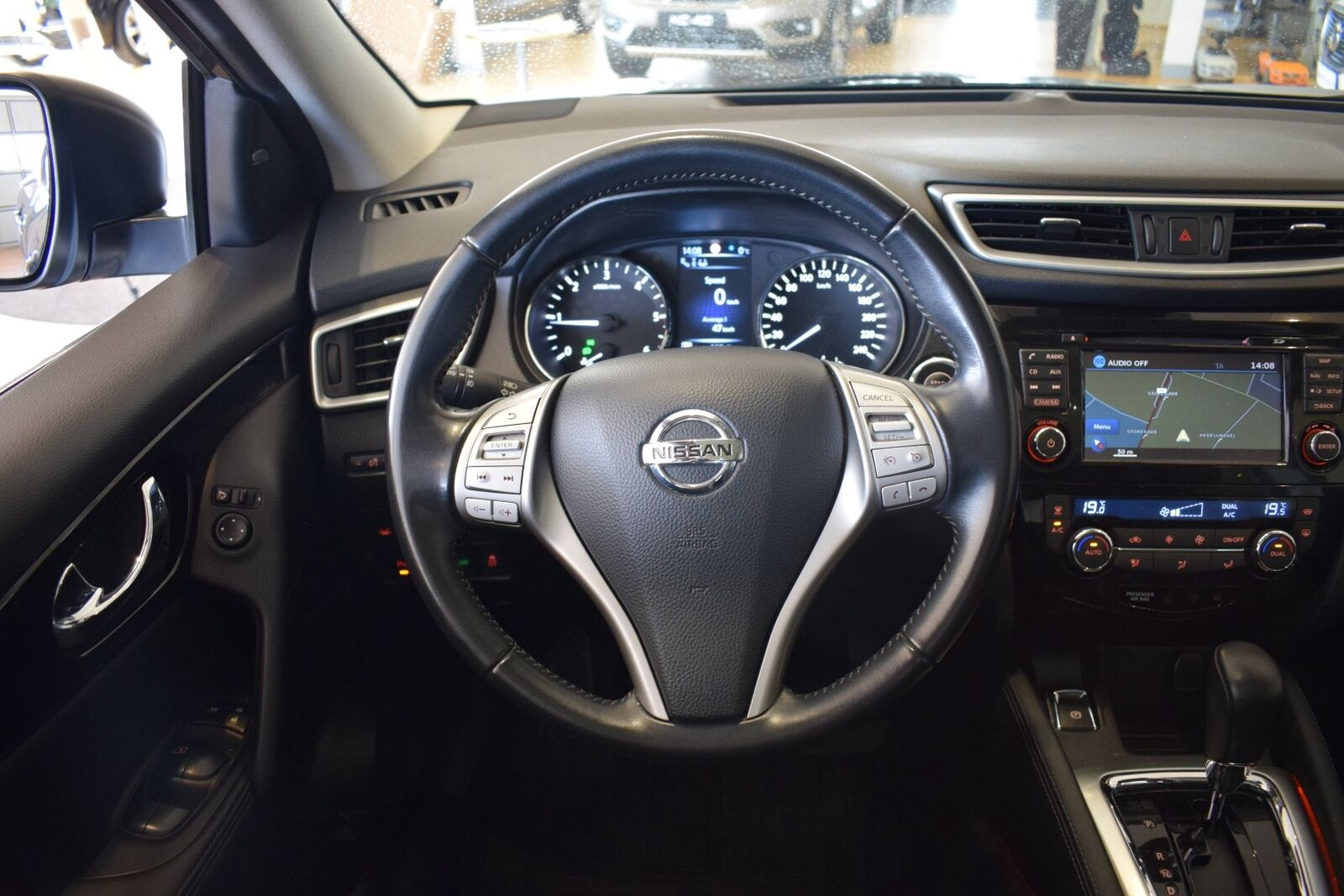 Nissan Qashqai 1,6 dCi 130 Tekna X-tr. - billede 8