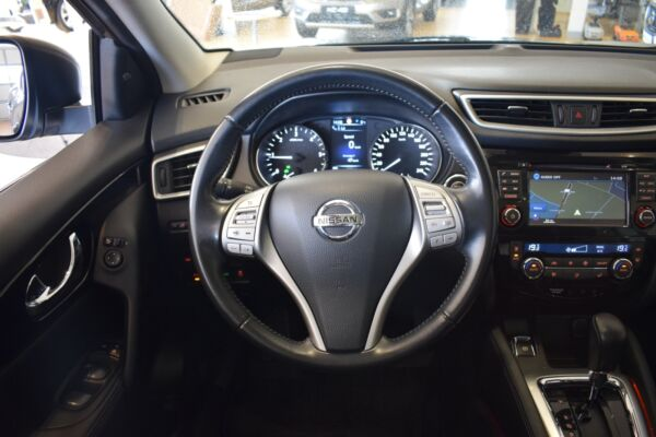 Nissan Qashqai 1,6 dCi 130 Tekna X-tr. billede 8