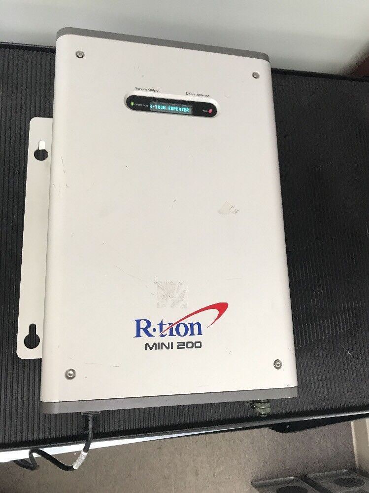 R-tron Rtron Mini 200 Antenna RSP-APP-200M cellular amplifier R tion