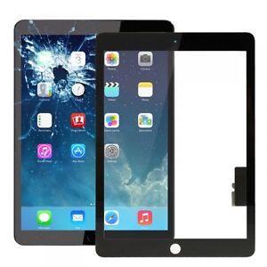 apple ipad air schwarz display displayglas touch. Black Bedroom Furniture Sets. Home Design Ideas