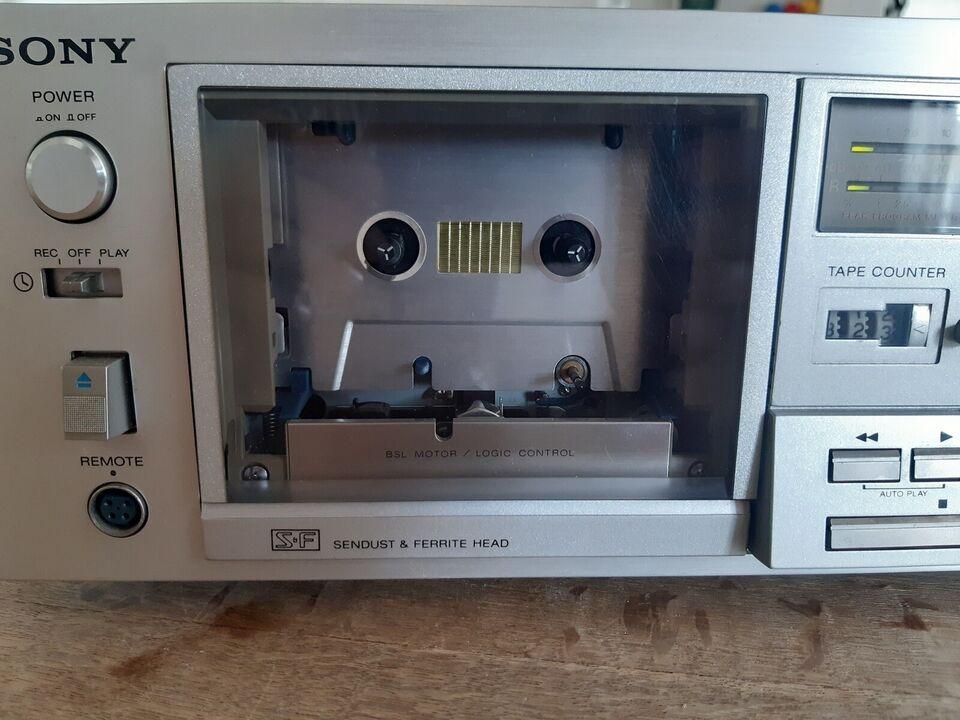 Båndoptager, Sony, TC-K61