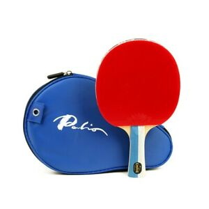 Palio-Emerge-Table-Tennis-Bat-Part-Carbon-Featuring-Hadou-Rubber-Comfortable-Bat