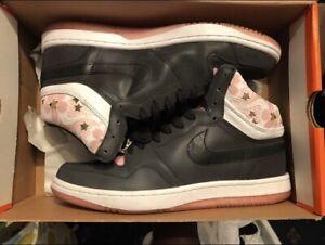 Nike-Court-Force-Hi-Sakura-Ueno-Size-UK-10-Vvnds-Excellent-Condition