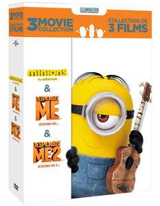 Minions-Despicable-Me-DESPICABLE-me-2-3-M-New-DVD