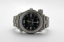 Breitling Professional Emergency Titanium Black Dial E76321 43mm Superquartz