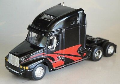 DCP BLACK RED FREIGHTLINER CAB ONLY 1//64 LIBERTY SPECCAST DIECAST 20154 C