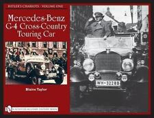 Book - Hitler's Chariots Volume One: Mercedes-Benz G-4 Cross-Country Touring Car