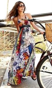 Multi Dress Summer Completamente esaurito Maxi New Xlarge 16 Firetrap 135 £ 14 Brand f4tSnqw