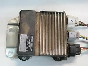 Details about TOYOTA HIACE ECU INJECTOR DRIVER, 1KD, DIESEL, KDH, 10/06- 06  07 08 09 10 11 12