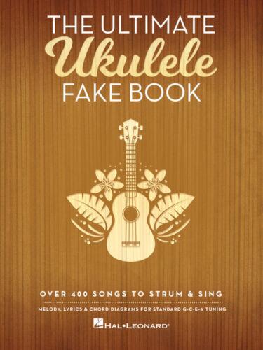 The Ultimate Ukulele Fake Book 175500