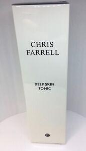 Chris Farrell profonda della pelle TONIC 200ML per pelli grasse, impura e problematico pelle viso.
