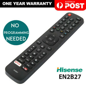 Hisense RC3394402/01 Replacement Remote Control