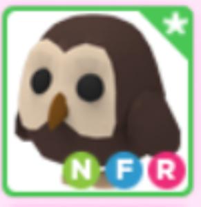 Neon Fly Ride Owl Adopt Me Roblox Ebay