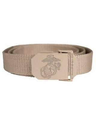 Us Marines Usmc Army Uniform Gürtel Belt Khaki