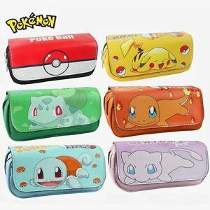 1PCS-Pokemon-Pikachu-Bag-Case-Pen-Pencil-Pouch-Purse-New-Pattern-Lovely-Gift