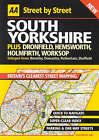 AA Street by Street Yorkshire, South by AA Publishing (Hardback, 2001)