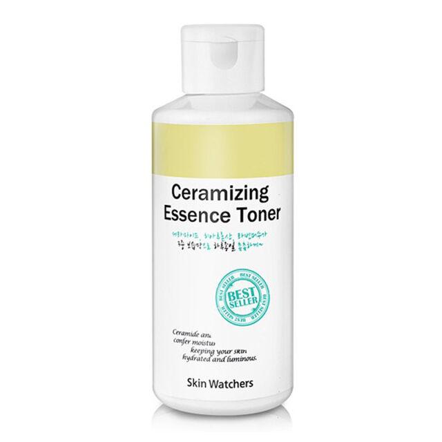 [SKIN WATCHERS] Ceramizing Essence Toner 150ml / Sensitive, Dry Skin / Soothing