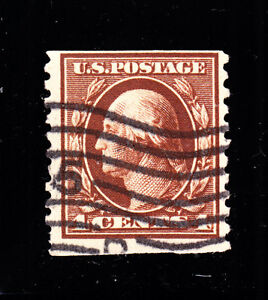 US 446 4c Washington Used F-VF SCV $150 (-001)