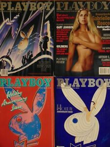 Playboy-Holiday-Anniversary-Issue-January-1986-1987-1988-2001-4026