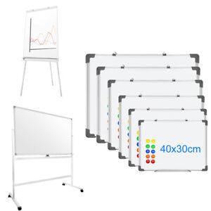 Magnettafel-Whiteboard-Schreibtafel-magnetwand-Memoboard-Wandtafel-Pinnwand-Weiss