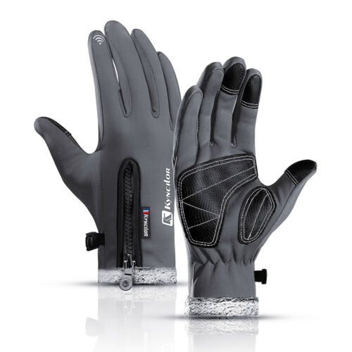 Winter Gloves Touch Screen Warm Gloves Water Resistant Windproof Thermal Gloves