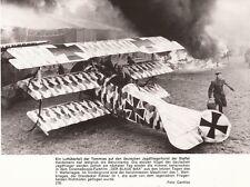 PF Der blaue Max ( Fokker Dr 1 )