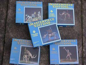 Modèles Grenadier, Coffrets Masterpiece Editions Multi-listing