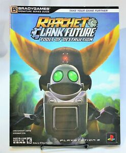 Ratchet Clank Future Tools Of Destruction Strategy Guide Inc