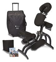Earthlite Avila Ii Portable Massage Chair Package - Brand - Free Shipping