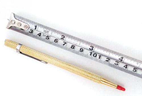 Carbure de pointe en acier pointe à tracer Gravure Pen Carve bijoutier graveur outil en métal or AMT