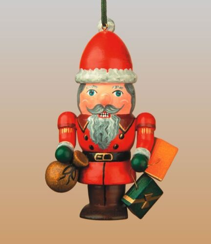 130h0005 Hubrig Baumbehang Nussknacker Weihnachtsmann