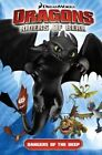 DreamWorks' Dragons: Volume 2: Dangers of the Deep (How to Train Your Dragon TV) by Simon Furman (Paperback, 2014)