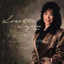 Still Country by Loretta Lynn (CD, Sep-2000, Audium Entertainment)
