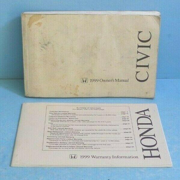 199honda Civic Service Manual EBook @ 66.putevimilosti.com