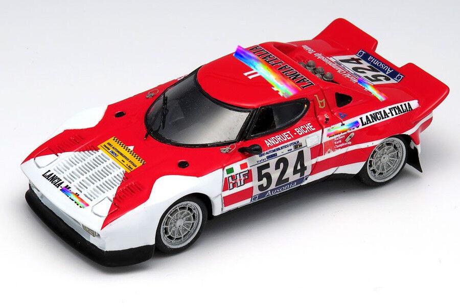 kit Lancia Stratos  524 Andruet-Biche Giro d'Italia 1973  Arena Models kit 1 43