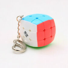 MYMF 3x3x3 4.0 Mini Magic Cube Fidget Casual Cubo Puzzle Education Toy Key Chain
