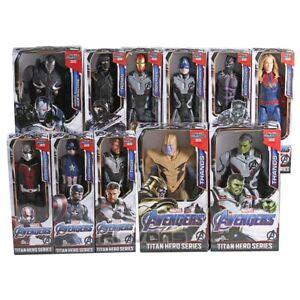 Figurine-30-cm-Marvel-Avengers-Endgame-TITAN-Heros-Thanos-Hulk-THOR-WAR-MACHINE